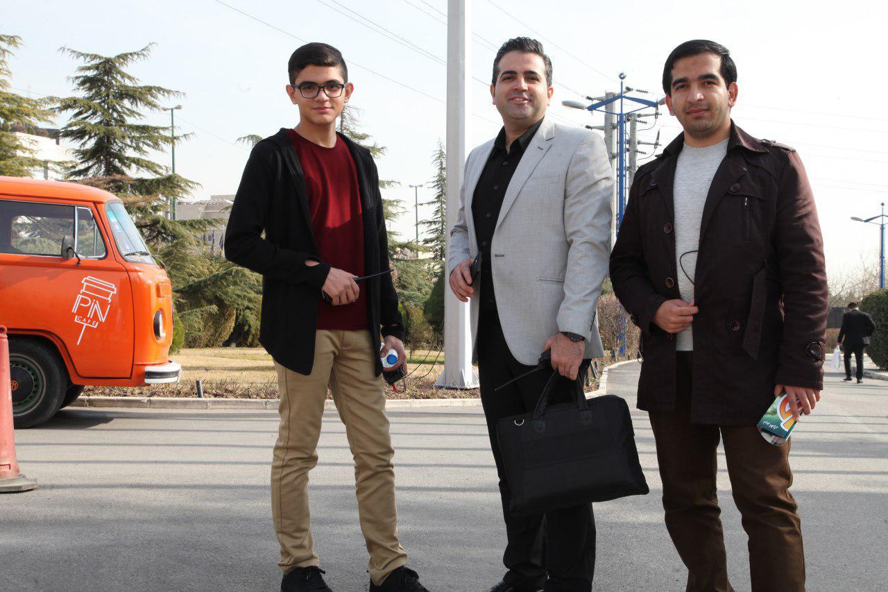 روز دوم جشنواره وب و موبایل ۹۶
